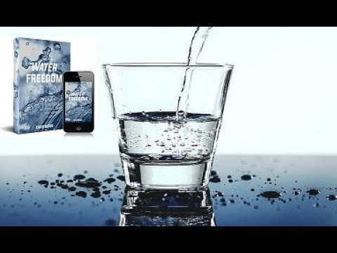 Water Freedom System Review 2019 – Does It Work or Scam? (Watch Now!)