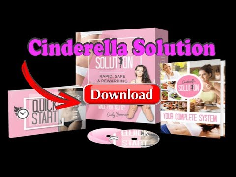 Cinderella Solution by Carly Donovan (Download) (Watch Now!)