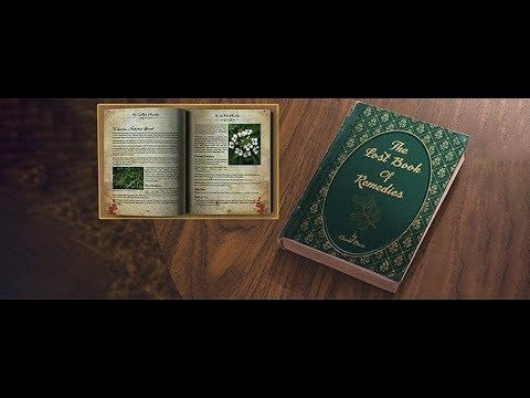 The Lost Book of Remedies by Claude Davis! (Watch Now!)