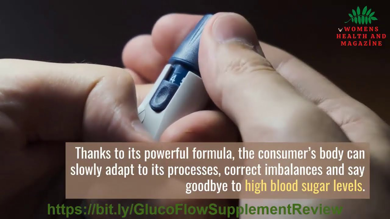 GlucoFlow Pills Review