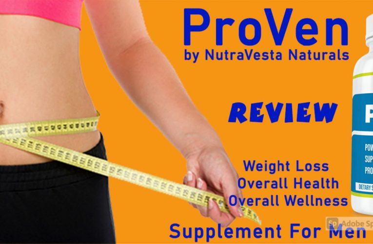 "Is NutraVesta ProVen Safe to Use? Read Reviews Before Buy ""Free Trial"" (Watch Now!)"