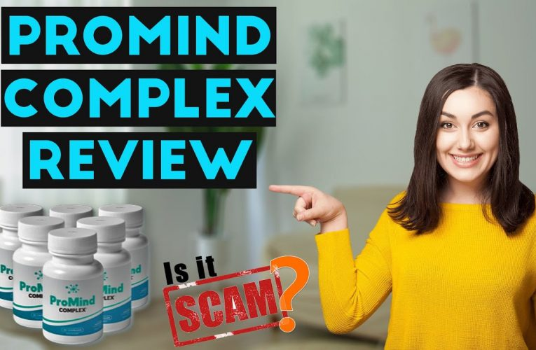ProMind Complex Review – ProMind Complex Memory Booster Supplement EXPOSED | Scam Alert! (Watch Now!)