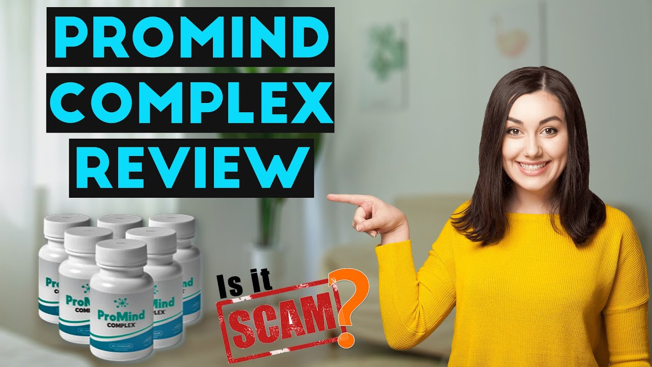ProMind Complex Review - ProMind Complex Memory Booster Supplement EXPOSED | Scam Alert!