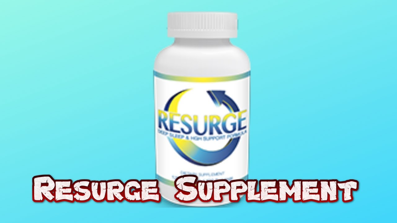 Resurge Supplement