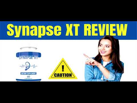 Synapse XT Review -⚠️BIG SCAM ALERT⚠️ Synapse XT Capsules Review - Synapse XT Supplement Review