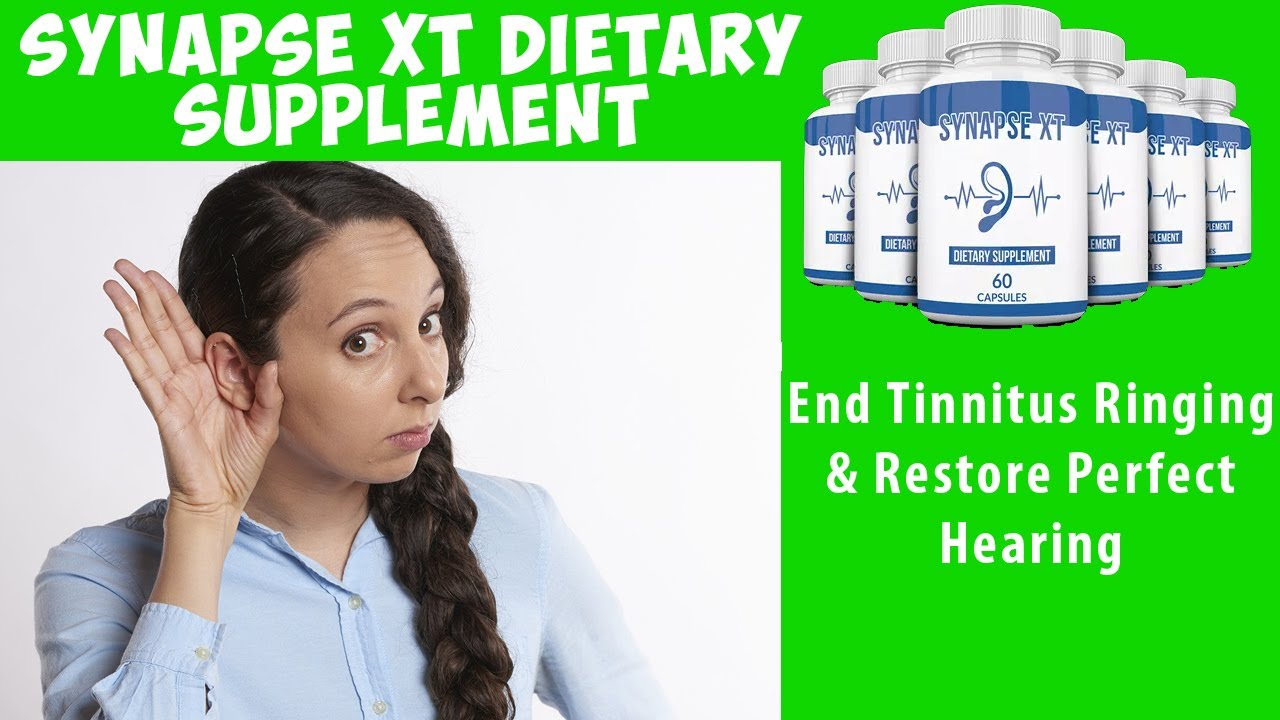 Synapse Xt Review | Synapse Xt Dietary Supplement | Does It Really Work?