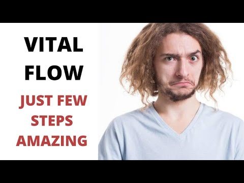VITAL FLOW REVIEW 2021😳😳 JUST FEW STEPS 😳😳 AMAZING TRANSFORMATION👍👍✔✔✔